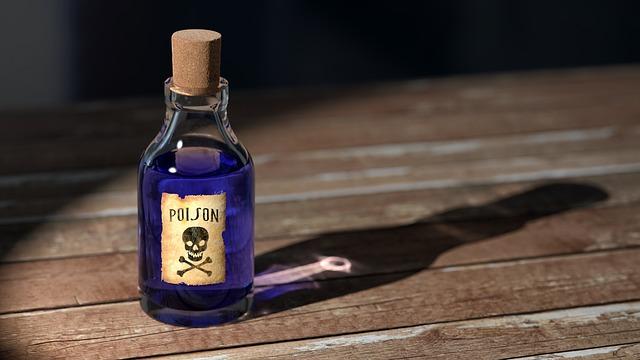 Las personas tóxicas son como un veneno.